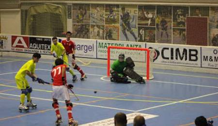 Nacional de Juniores - OC Barcelos vence SL Benfica