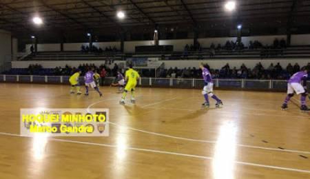 II Divisão - Valença vence OC Barcelos B