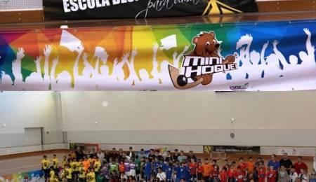 VI Torneio Mini Hóquei voltou a ser um EXITO agora em Viana do Castelo