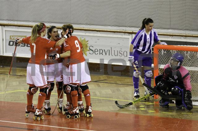 Benfica contra tradição espanhola