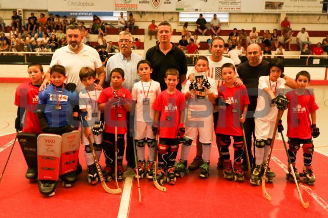 Vitória d'Os Pinos fecha 1º Torneio 3x3 ADO
