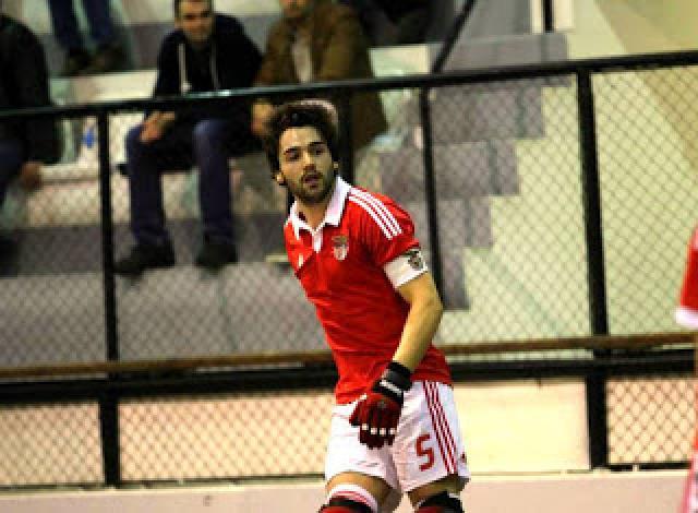 Tiago Jorge do Benfica B pode rumar ao HC Braga