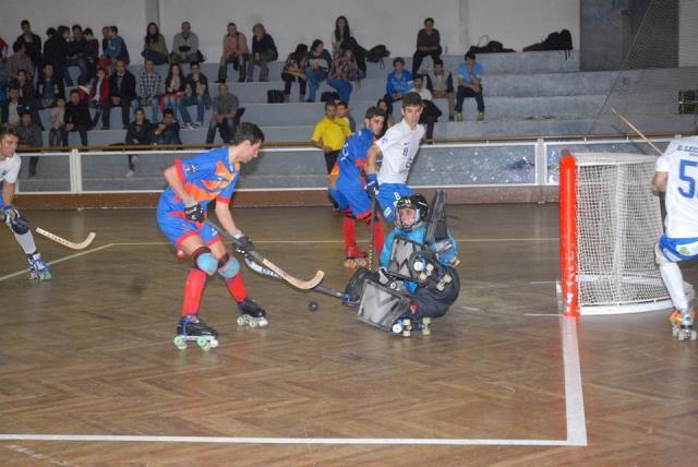 II D - HC Braga antes de folgar sobe ao 3º lugar.