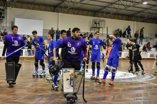 Taça Nacional de Sub 20 - HC Braga lidera zona norte