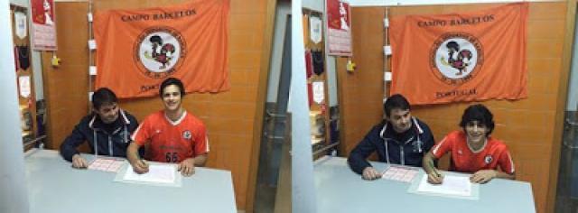 Comunicado - ADB Campo dispensa atletas Pedro Silva e Ricardo Maciel dos sub 17 por conduta imprópria.