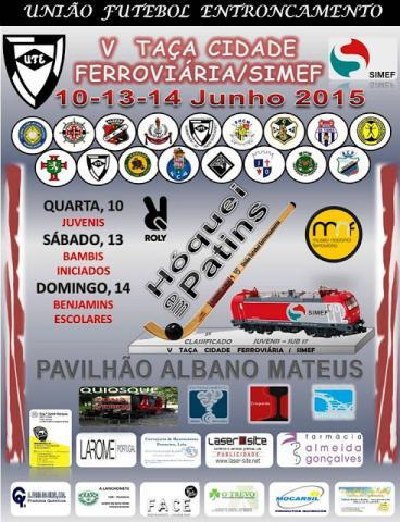 V TAÇA CIDADE FERROVIÁRIA/SIMEF