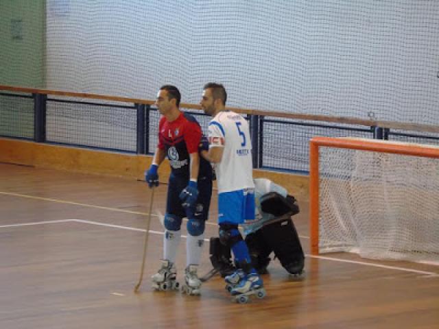 HC Braga vence na apresentação do HC Marco