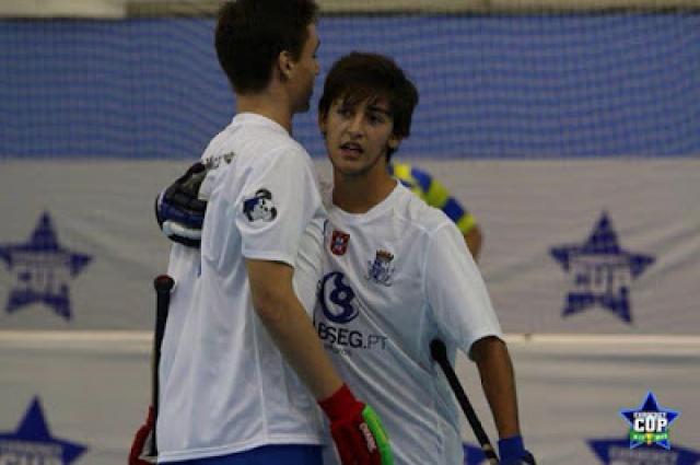 Eurockey sub 17 - HC Braga luta pela final com o Manlleu