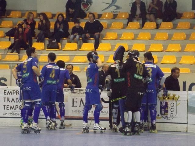 Nacional de Juniores - OC Barcelos recebe AD Valongo com