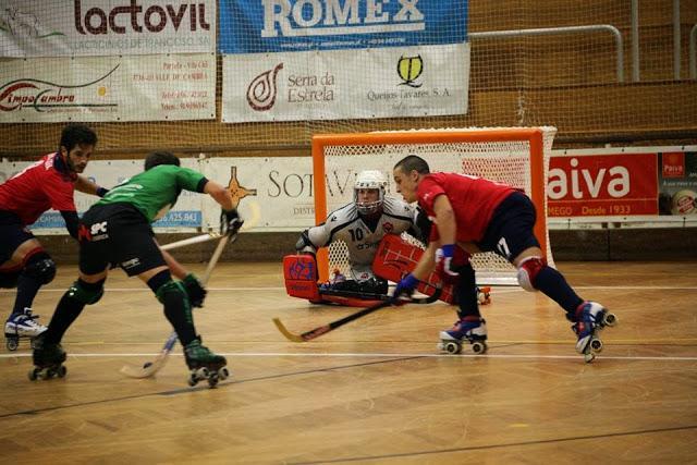 Oliveirense e Cambra na final do torneio Vitor Silva