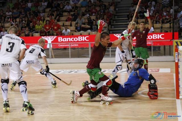 Portugal ganha à Alemanha, na 2ª parte