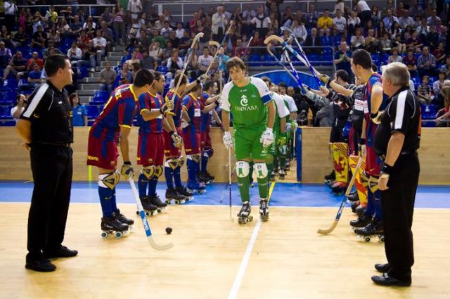 Liceo perde título em Barcelona