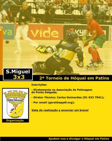 Ponta Delgada organiza segundo torneio