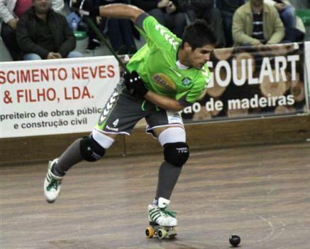 Tiago Rafael afastado 4 semanas