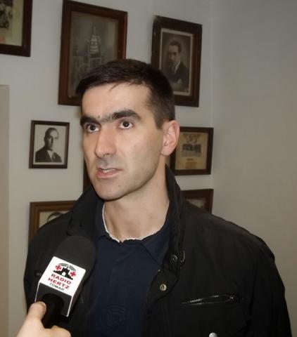 TP - Nuno Domingues treinador do Tomar