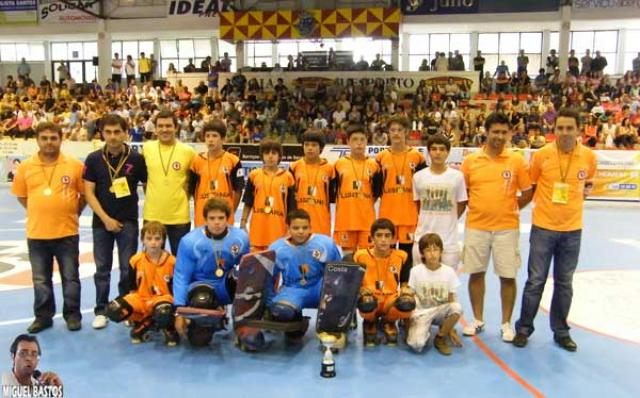 ADB Campo conquista título inédito