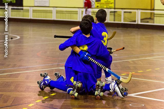 Inter Regiões 2012 - AP Minho vence pela margem mínima