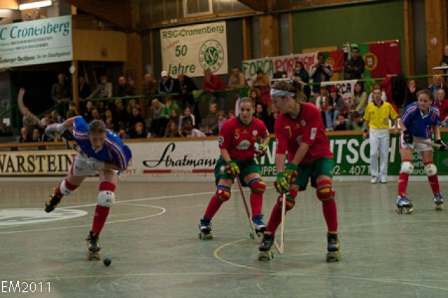 Portugal derrota vice-campeãs do mundo