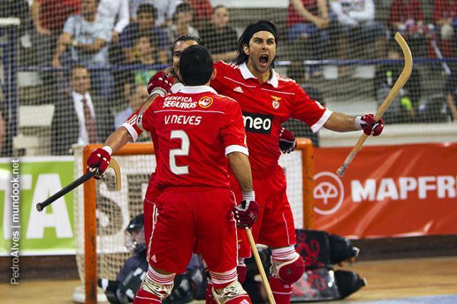 Benfica triunfa em Braga