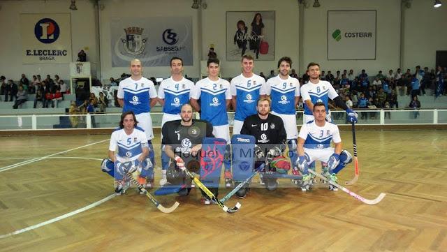 Torneio Bracara Augusta - HC Braga fica com o bronze.