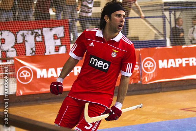 Benfica vence Infante Sagres