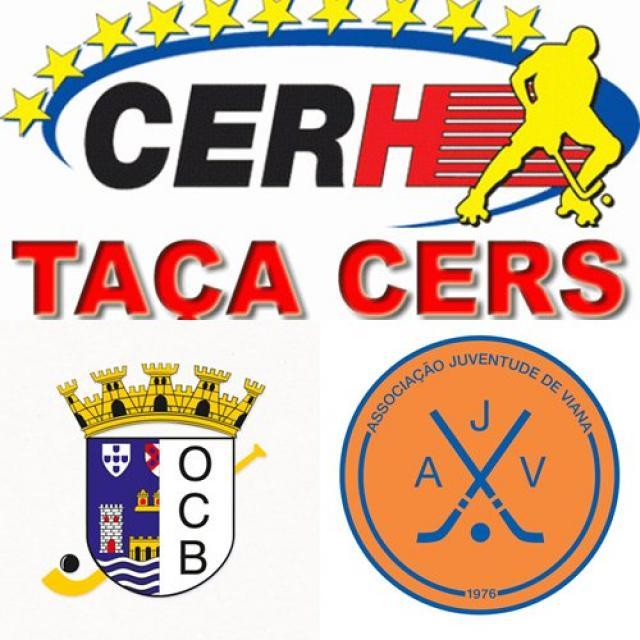 Taça Cers - OC Barcelos e Juv Viana defrontam austriacos