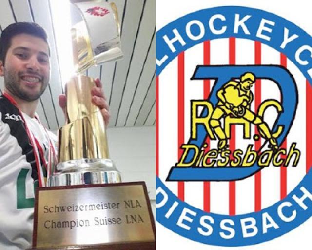 Minhoto César Torres Campeão na Suiça