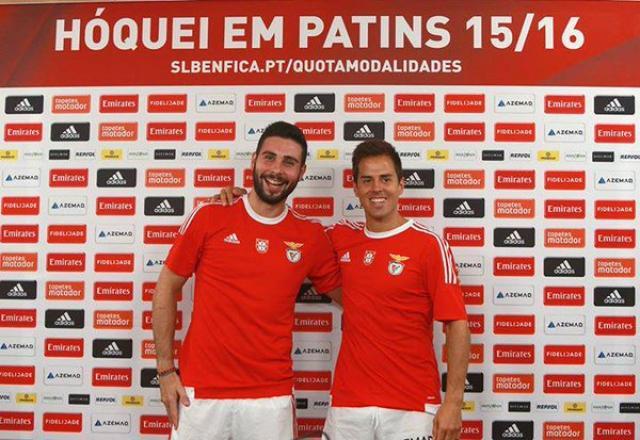 Benfica não brinca. Nem no Carnaval