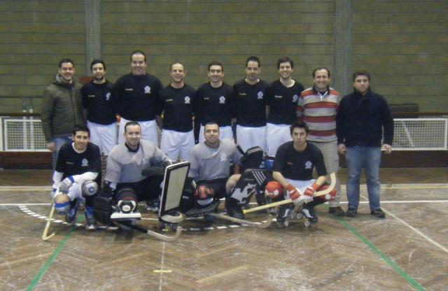 CP Lisbonense goleia Seixal FC