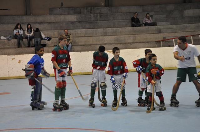 Copa Estadual de Hóquei, em Sertãozinho