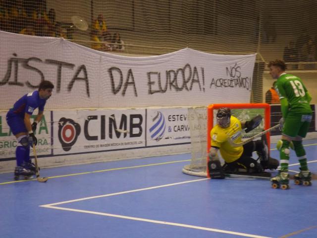 Taça Cers - OC Barcelos confirma apuramento