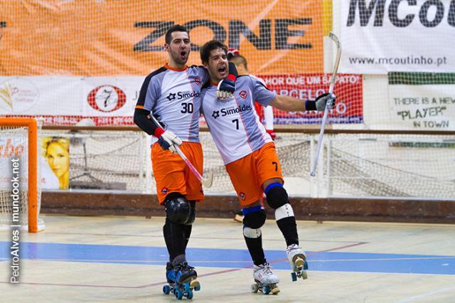 Oliveirense vence HC Braga