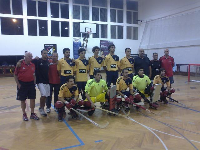 Benfica e Porto lutam pelo título de juniores
