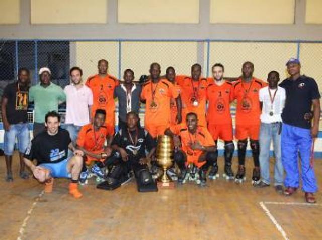 Juventude de Viana conquista Taça de Angola