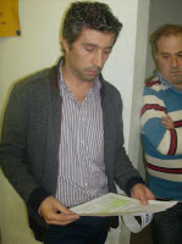 Cartaipense - Lima Pereira explica porque apresentou protesto na FPP