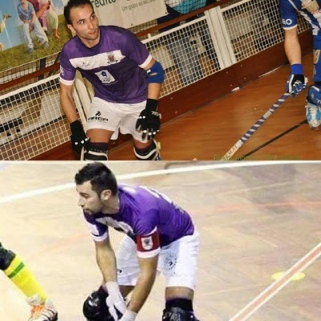 Diogo Sá e Miguel Fernandes