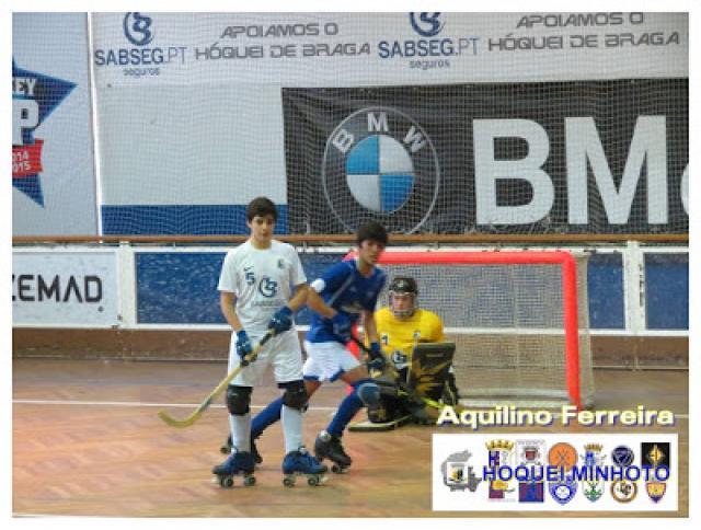 Nacional de Iniciados - HC Braga e ADB Campo lutam pelo apuramento