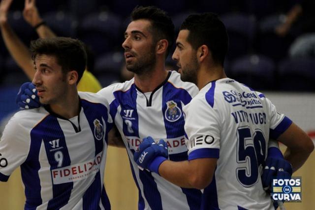 Porto vence em Barcelos, graças às bolas paradas