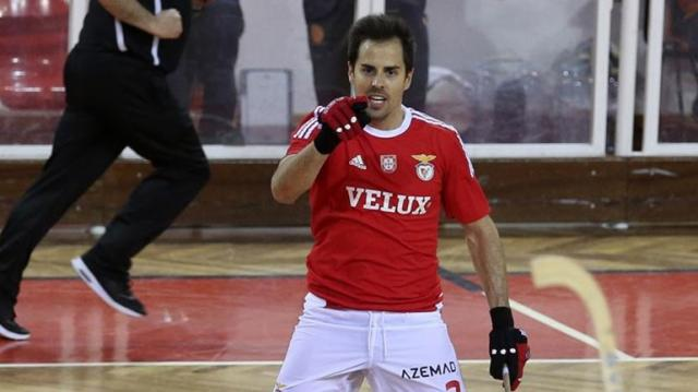 Benfica vence Sanjoanense em jornada de definições