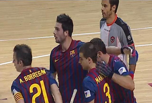 Oliveirense sem argumentos para o Barça