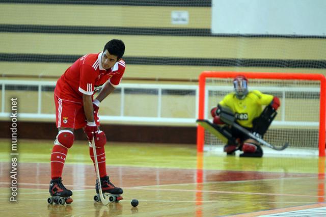 SL Benfica vence HC Braga