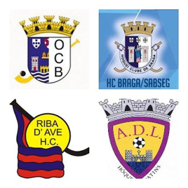 Equipas de juniores do Minho vão jogar na AP Porto !