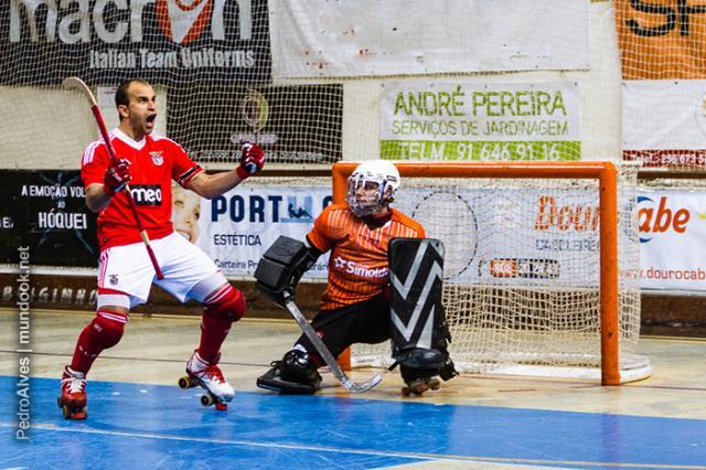 Fotos: Oliveirense - Benfica