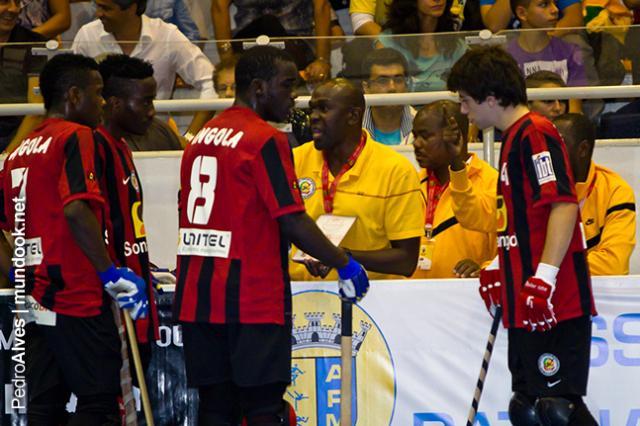 Angola garante presença em cinco competições