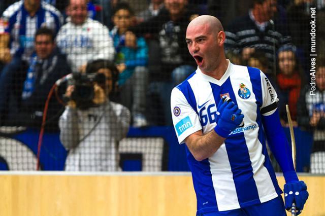 FC Porto vence HC Braga com poker de Reinaldo