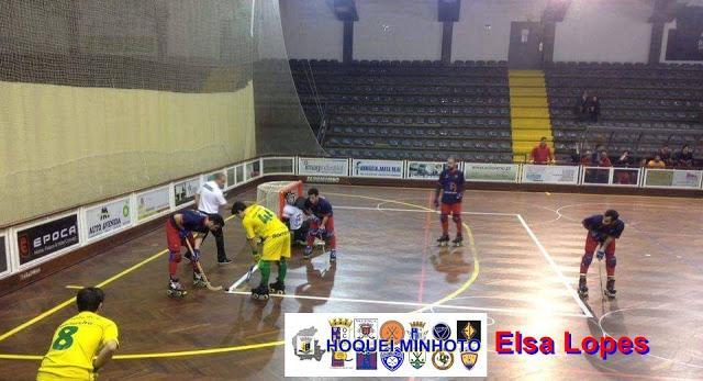II Divisão - Riba d'Ave salta para o 2º lugar