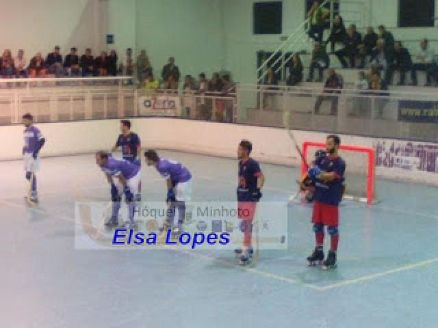 II Divisão - Valença HC empate em Riba d'Ave