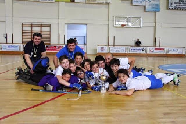 Taça do Minho de Infantis - HC Braga vence trofeu