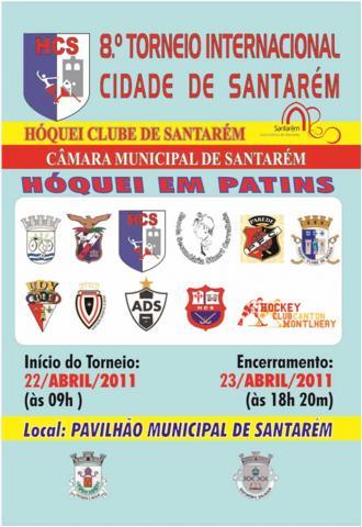 Santarém: oitavo torneio internacional