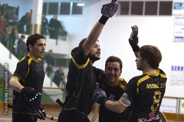 Turquel e Carvalhos lideram II Divisão